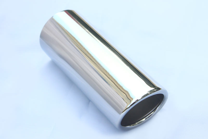 Rolled Edge Round Performance Exhaust Tips