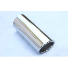 Customized for Stainless Steel Exhaust Tail Pipe Rolled Edge Round Performance Exhaust Tips supply to Niue Wholesale