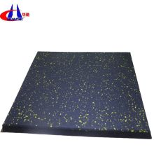 Non-toxic crossfit gym rubber flooring