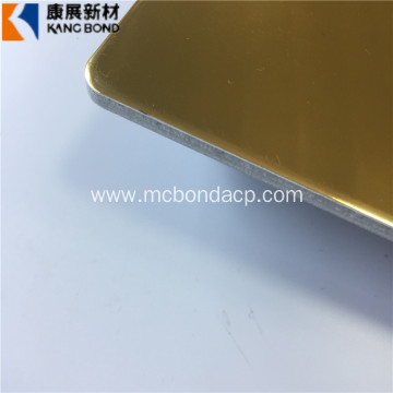 PE and PVDF ACP Wall Cladding Materials
