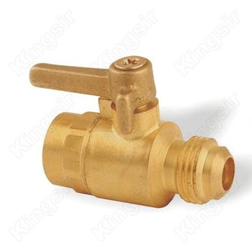 China Gold Supplier for for China Brass Gas Valve, Water Heater Gas Valve, Gas Ball Valve Leading Manufacturer Brass Mini Ball Valves Gas Usage export to Guatemala Exporter
