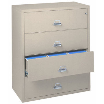 Best sales Knocked-down lateral 4 drawer file cabinet