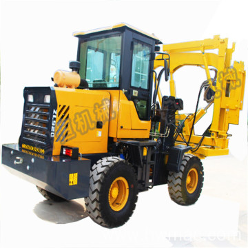 Load type Road guardrail drill machine