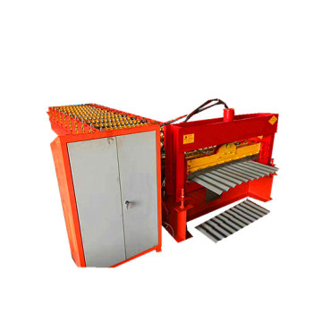 Automatic Corrugated Roof Roll Forming Machine