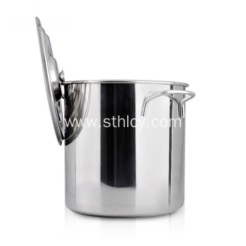 Stainless Steel Large Capacity Stock Pot