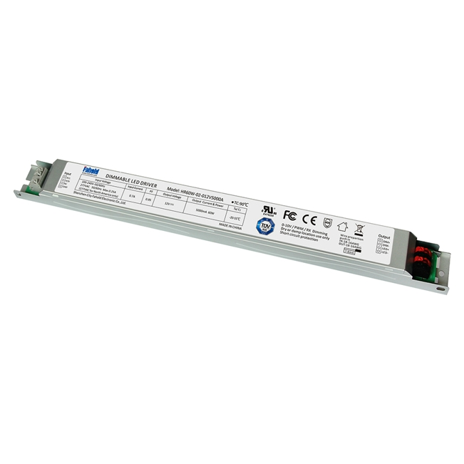 Thin Profile Led Driver