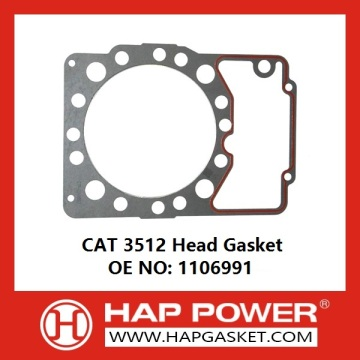 Customized for Engine Sealing Parts CAT 3512 Head Gasket 1106991 supply to Solomon Islands Importers