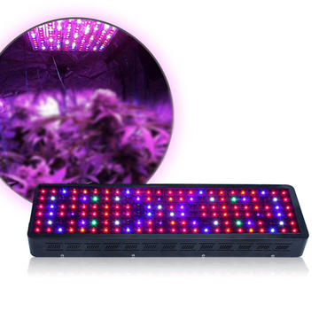 Led grow light full spectrum 1200w for medical plants