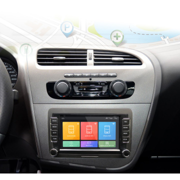 Android Multimedia for SEAT LEON
