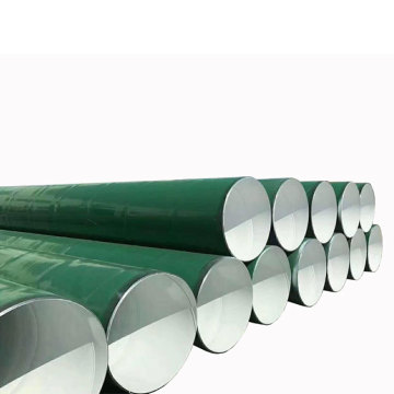 28 Inch Plastic Coated Gas Carbon Steel Pipe