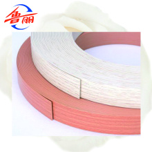 PVC wood grain edge banding