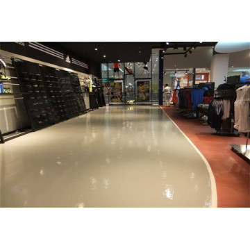 Retail Store Epoxy Floors
