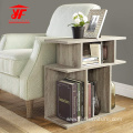White MDF Lift Top Wood Coffee Table Modern