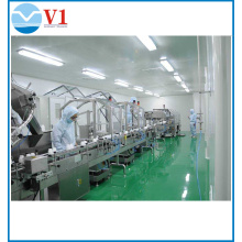 cleanroom cleaning levels iso 5