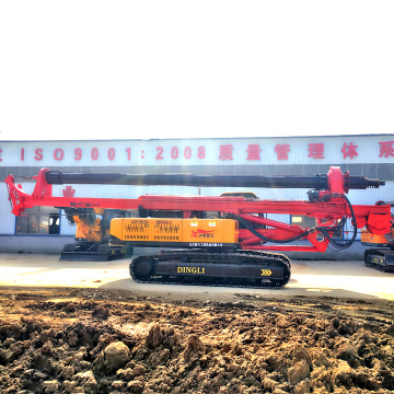 Lowest price rotary drilling rig for construction machinery