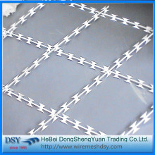 Blade Razor Barbed Wire for Railway Fencing