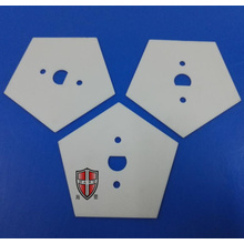 Customized for Cam Zirconia Disc nonmagnetic zirconia ceramic substrate board sheet export to South Korea Manufacturer