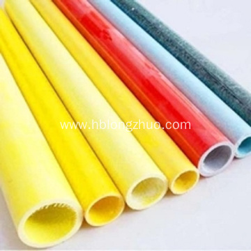 FRP Pultrusion Round Tube/FRP Round Hollow Tube