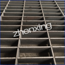Heavy Load Plug The Steel Grating