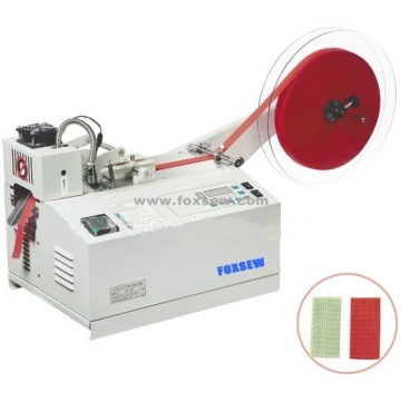 Hot Knife Small Webbing Cutting Machine