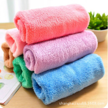 best microfiber cleaning cloths coral fleece towel