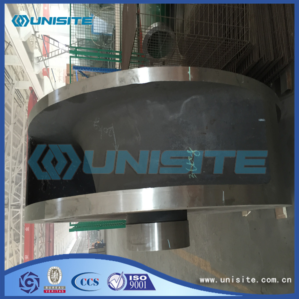 Stainless Casting Pump Impeller
