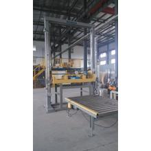 Customized for China Vertical Strapping Machine,Carton Box Strapping Machine,Vertical Carton Strapping Machine Exporters Full-automatic Pallet Banding Strapping Machine supply to France Supplier