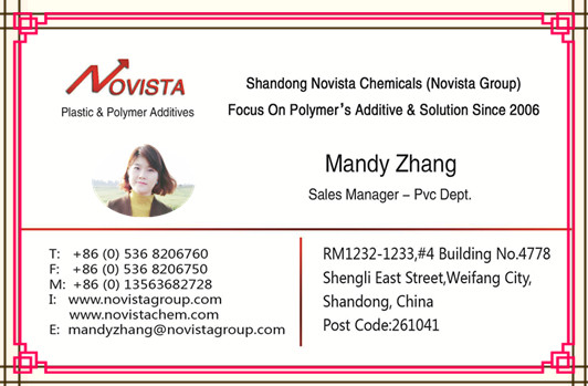 Mandy Name Card