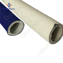 blue food grade hot water suction hose pipe