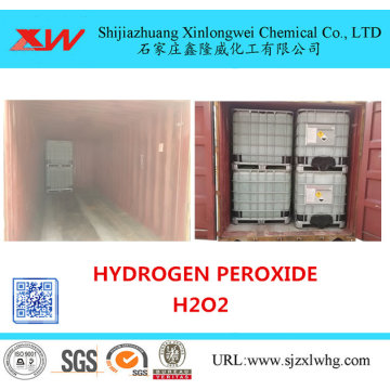Hydrogen Peroxide For Gold Floating Use