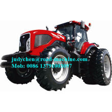 Leading for Special Trucks YTO  LF2204 Farm Tractor 162KW supply to Argentina Factories