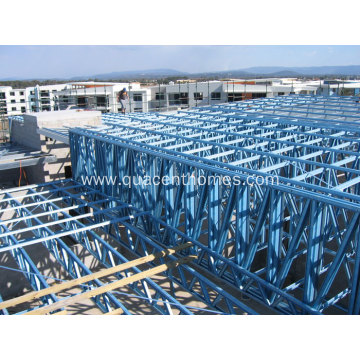 Hurricane Resistance Prefabricated LGS Frame House