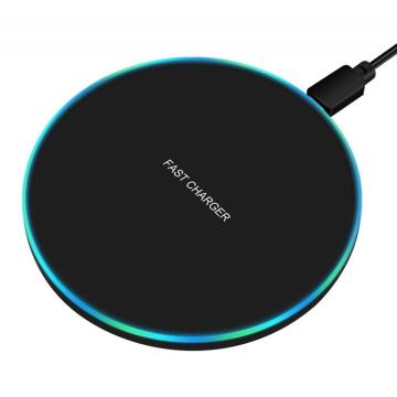 10W 15W Type C Qi Wireless Fast Charger