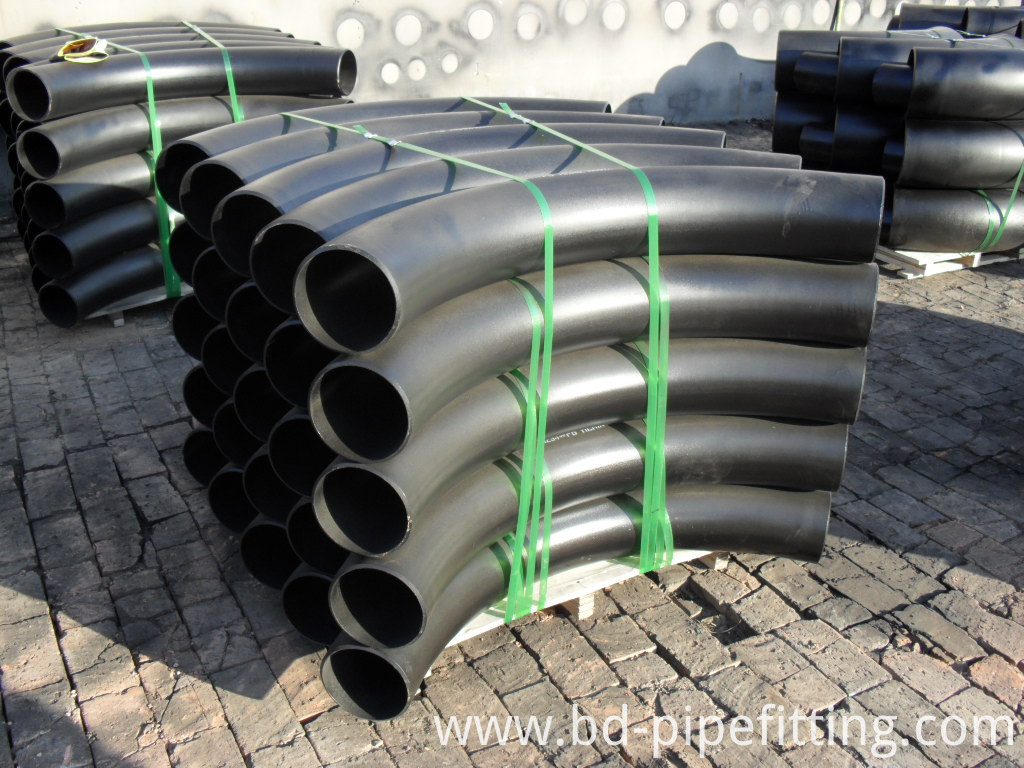 Seamless Carbon Steel Pipe 5D Bend