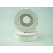 cerium oxide CE-3 fine polishing wheel on glass machine