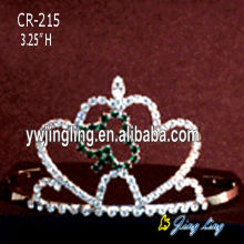 Small Rhinestone Tiaras Pageant Crowns For Women