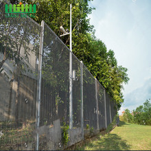 Good Quality Galvanized 358 Anti-climb Security Fence
