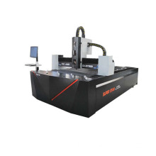 1500*3000mm servo motor fiber laser cutting machine