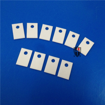 China for Alumina Ceramic Substrate Sheet diverse PCB ceramic heat sink radiating substrate slice export to United States Exporter