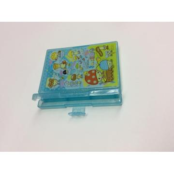 Plastic paper and pen convenient storage box