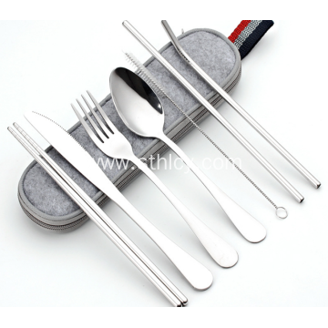 304 Advanced Stainless Steel Delicate Color Set