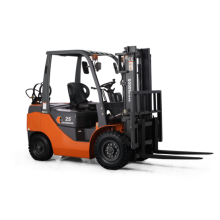 Fixed Competitive Price for 2.0 Ton LPG&Gasoline Forklift, Forklift With Usa Psi Engine, Forklift With Clean Fuel Manufacturer in China 2.5 Ton LPG&Gasoline Dual Fuel Environmental Forklift supply to Pitcairn Importers