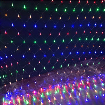 Hot selling attractive for Christmas Led Net Lights 3M 200LEDs Led Net Mesh Fairy String Lights supply to Bermuda Manufacturer