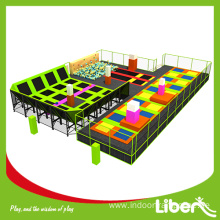 Professional High Quality for Indoor Trampoline Park Builder fun games to play on the trampoline supply to Sao Tome and Principe Manufacturer