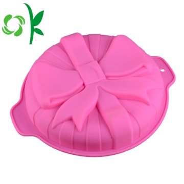 Birthday Bowknot Shape Bread Baking Non-stick Cake Mold