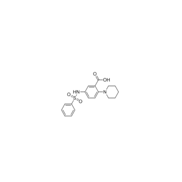 Customized For 5-(Phenylsulfonamido)-2-(Piperidin-1-yl)Benzoic Acid