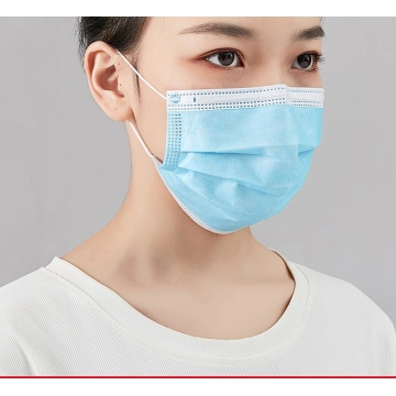 Conoravirus Prevention Disposable Medical Face Mask