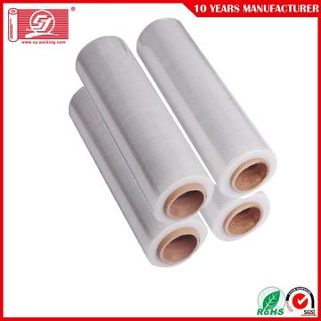 Design Wrap Film LLDPE Transparent Roll Stretch Film