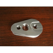 Aluminum polished outdoor sports goods parts