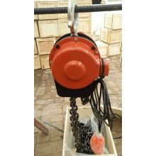 Supply for DHS Type Electric Hoist DHS Electric Chain Hoist Lift Machine Tools supply to Russian Federation Factory
